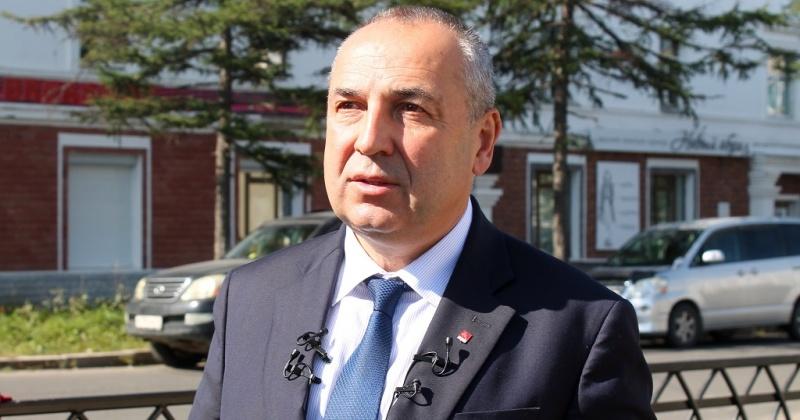 Прочные позиции удерживает мэр Магадана Юрий Гришан в рейтинге «Медиалогии»