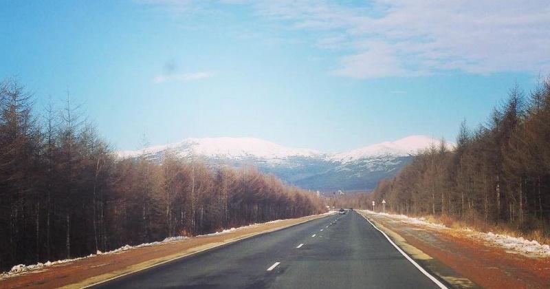 Колыму ожидает улучшение состояния региональных и муниципальных трасс