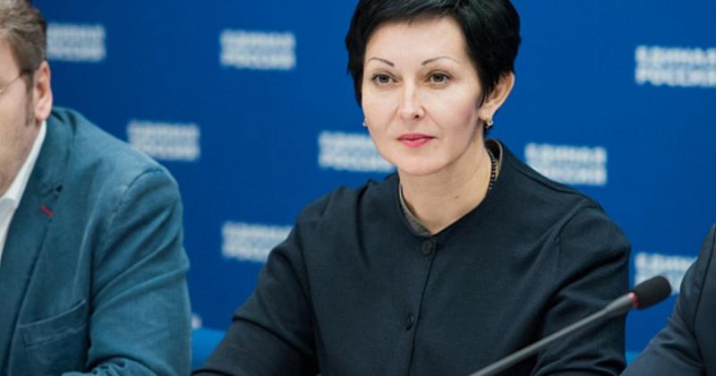 Оксана Бондарь выступила с предложением о переселении одиноко проживающих пенсионеров-северян, достигших 80 лет