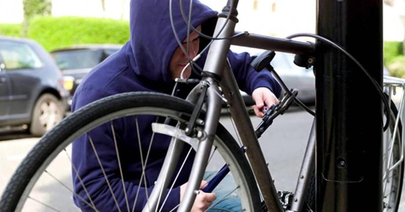 Ранее судимый 23-летний колымчанин задержан за кражу велосипеда