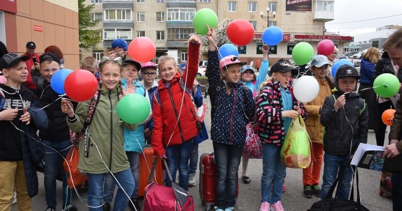 Более 4,5 тысяч детей планируют организовать и оздоровить за лето в Магадане