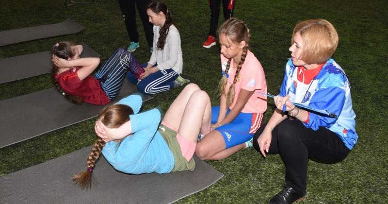 Победители соревнований ГТО представят Магадан на Всероссийских соревнованиях этой осенью в Крыму