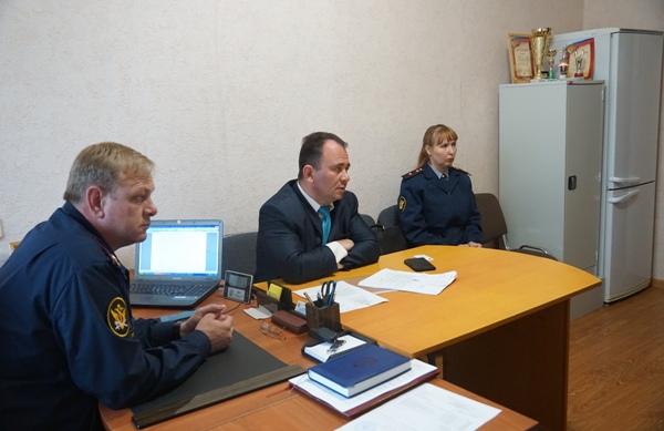 Уполномоченный по правам ребенка Магаданской области встретился с несовершеннолетними осужденными