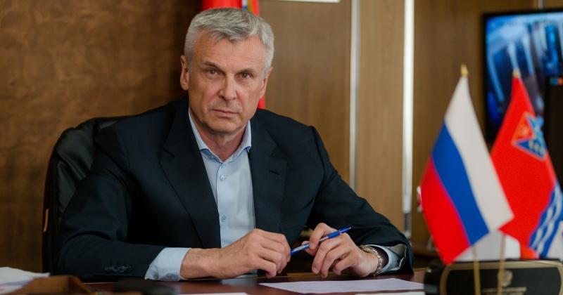 «Губернатор Сергей Носов, как глава территории, делами доказывает свою компетентность», - Анатолий Широков
