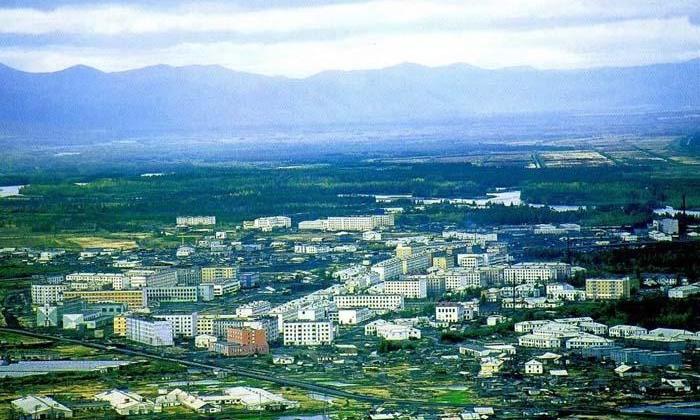 В Магаданской области возможно подтопление окраин города Сусумана