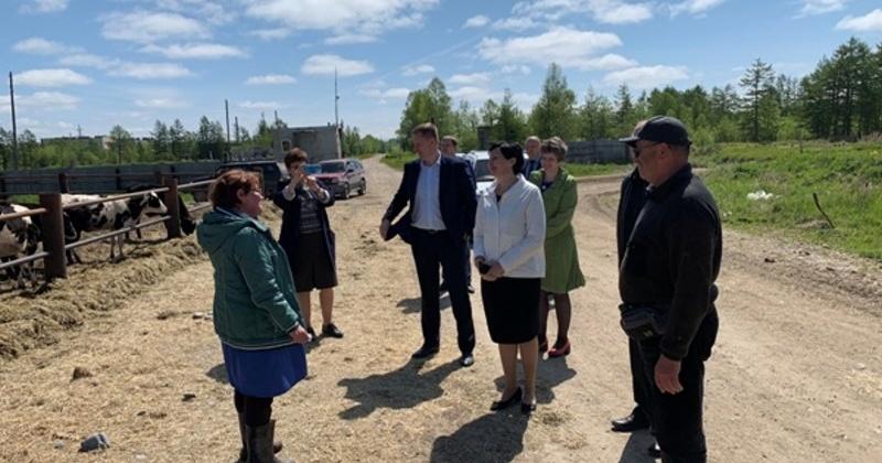 Депутат Оксана Бондарь на регнеделе обсудила госпрограмму комплексного развития села