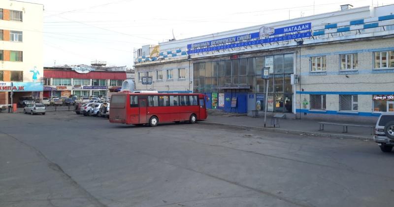 Автовокзал Магадана могут сделать единой диспетчерской для всех перевозок и перелетов в Магаданской области