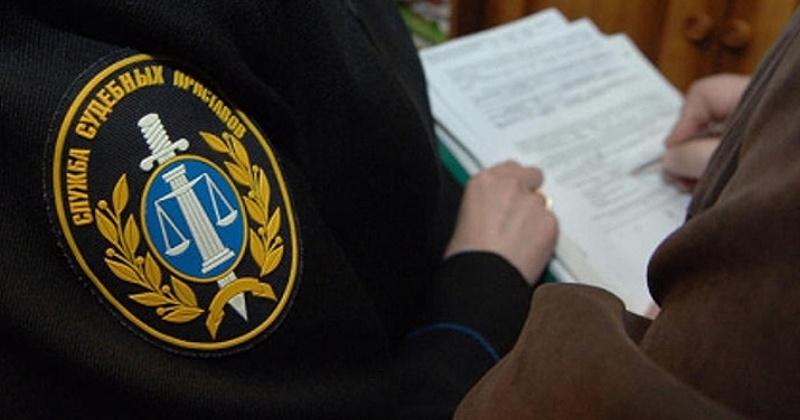На Колыме арестованы автобусы в счет погашения долгов по заработной плате
