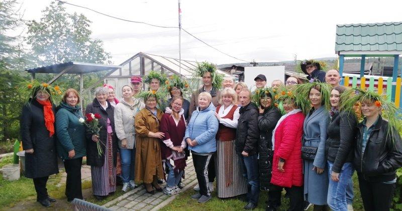 Сергей Абрамов поздравил с 25-летием Прибалтийское землячество «Колыма-Балтия»