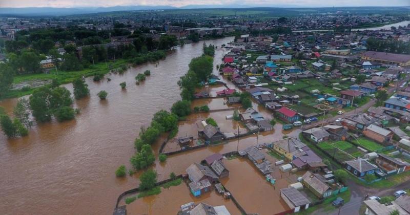 Профсоюзы Колымы помогают жителям Иркутской области