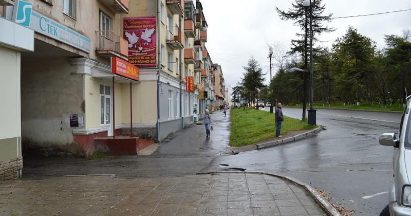 За нарушение Правил благоустройства при организации уличной торговли предпринимателю города выписан штраф в размере 2500 рублей
