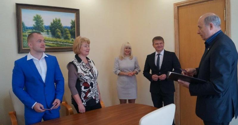 Депутатский корпус Магаданской городской Думы пополнили два новых депутата