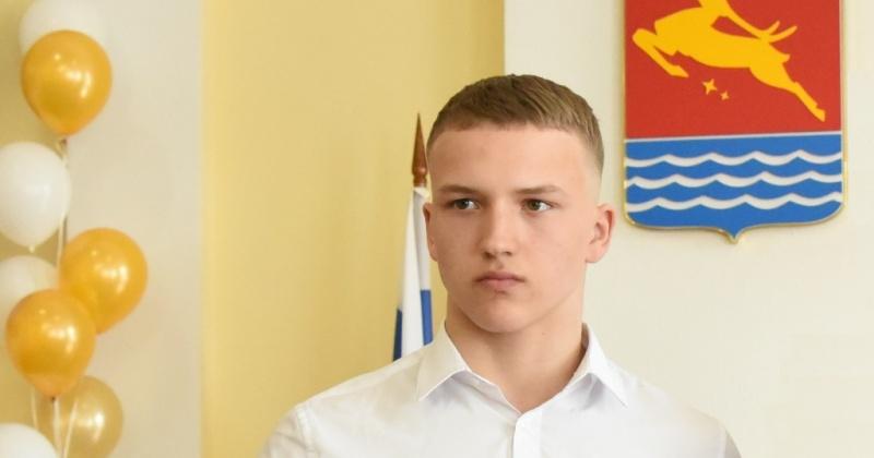 Магаданский спортсмен Тимур Чернышев вошел в состав сборной страны по греко-римской борьбе