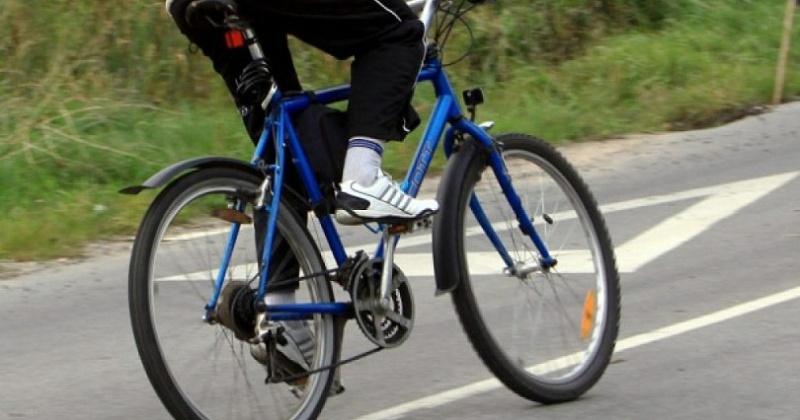 Водитель автомобиля «Тойота-Ипсум» сбил 7-летнего велосипедиста на пешеходном переходе
