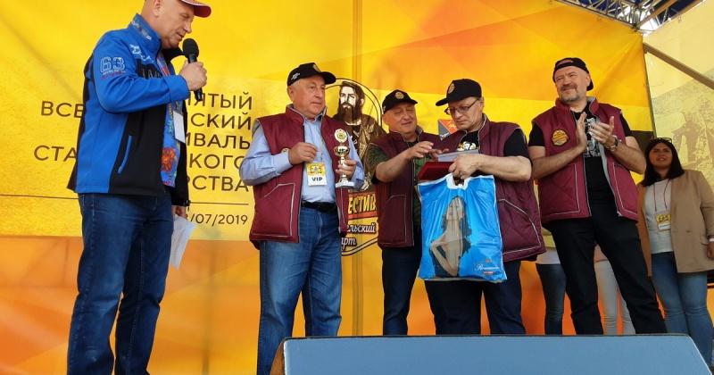 Врач из Дуката стал пятым миллионером по итогам чемпионата по промывке золота «Старательский фарт» в Магадане (Видео)