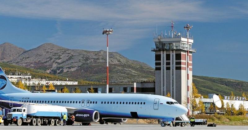 Реконструкцию аэропорта Магадан планируют завершить в середине 2022 года