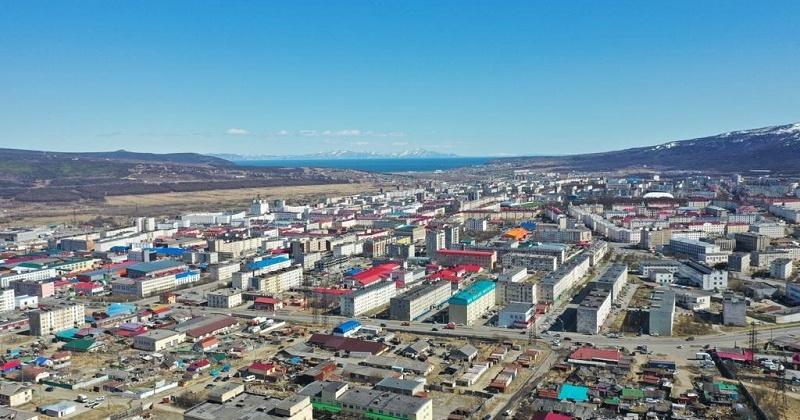 Общественной комиссией рассмотрены предложения по проектам пяти объектов Магадана, подлежащих благоустройству в 2020-2024 годах