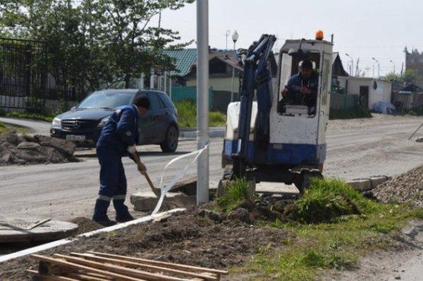 Юрий Гришан: Главная и первоочередная задача проекта – сделать дороги Магадана безопасными