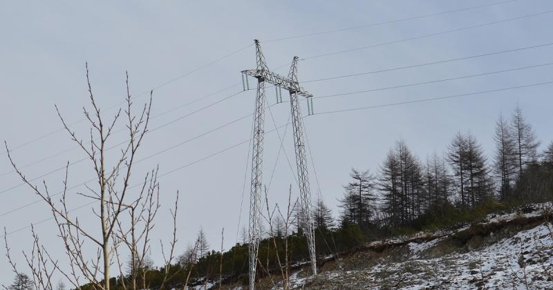 Магаданэнерго ведет подготовку сетевого комплекса к работе в осенне-зимний период