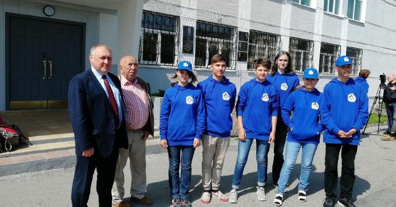 Команда юных геологов Магаданской области участвует на Всероссийской полевой олимпиаде