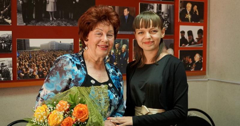 Колымчанка Любовь Панченко отметила своё 80-летие и 50-летие жизни в Магадане