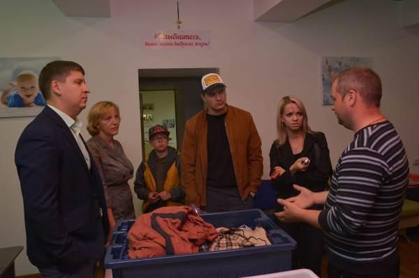 Активисты регионального движения «Колыма за жизнь» оказывают помощь нуждающимся колымчанам