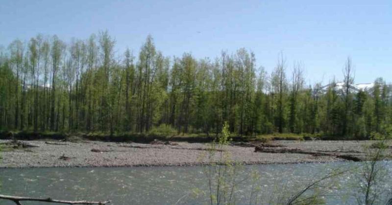 Существует угроза затопления поселка Хасын в Магаданской области