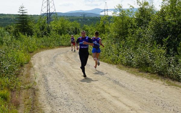 Команда УФСБ России по Магаданской области заняла 1 место в соревнованиях по служебному биатлону