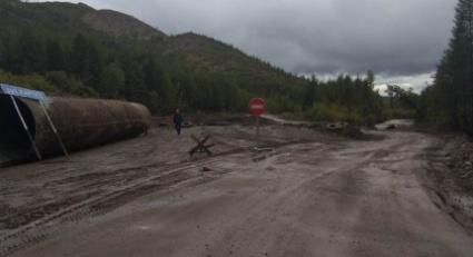 Открыт проезд для легкового транспорта на 1562 км федеральной автодороги «Колыма»