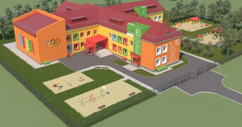 Начальную школу на 50 учащихся и детский сад на 30 мест построят в колымском посёлке Снежный
