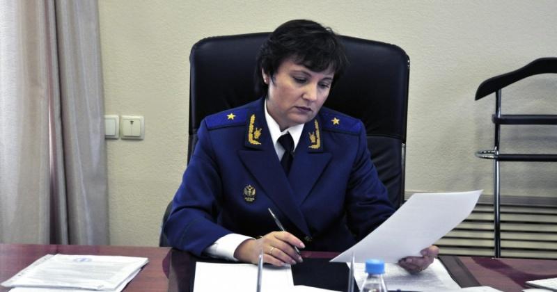 Заместитель начальника управления Генеральной прокуратуры Российской Федерации в ДФО провела личный прием жителей Колымы