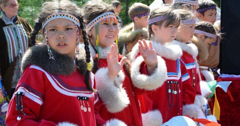 Колыма - мировой центр сохранения культурной идентичности, наследия коренных малочисленных народов Севера - Сергей Абрамов