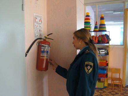 На сегодняшний день в Магадане проверку пожарной безопасности прошли 12 школ и 21 дошкольное заведение