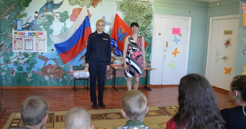 В отдаленном округе Магаданской области полицейские провели мероприятия при поддержке общественников
