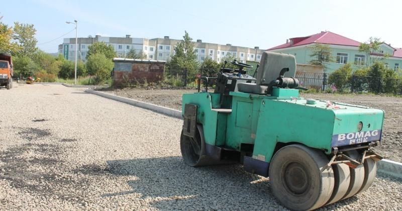 Дорожные участки на Парковой и Потапова в Магадане открыты для общего пользования