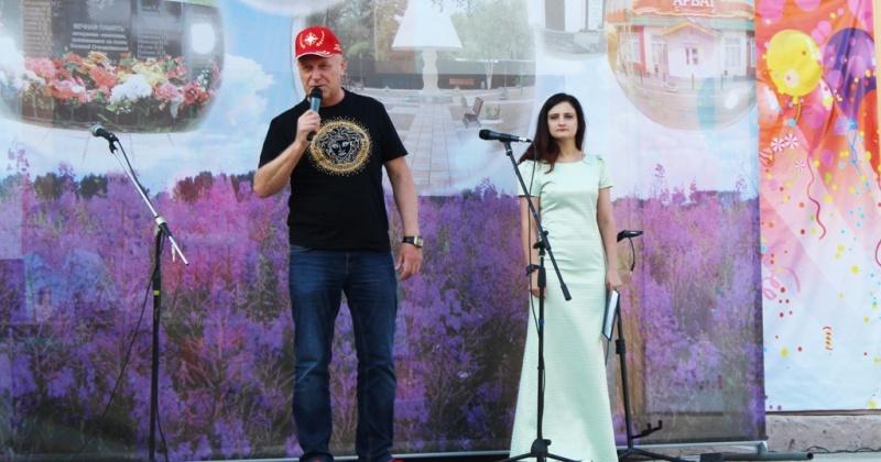 С Днём Рождения Магаданский посёлок Стекольный поздравил Александр Басанский