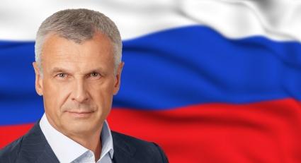 «Флаг олицетворял собой единство народов нашей страны, мощь государства, свободу и величие» - Сергей Носов