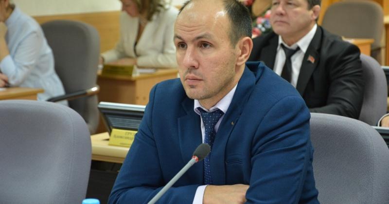 В первом полугодии депутат Дмитрий Черных рассмотрел 34 обращения избирателей