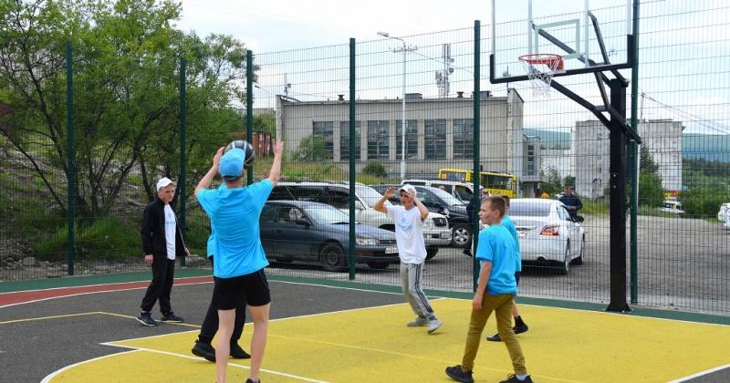 Спортшколы Магадана проходят приемку к новому учебному году