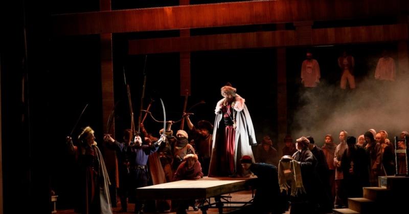 Большие гастроли театра драмы из Якутска пройдут в сентябре в Магадане