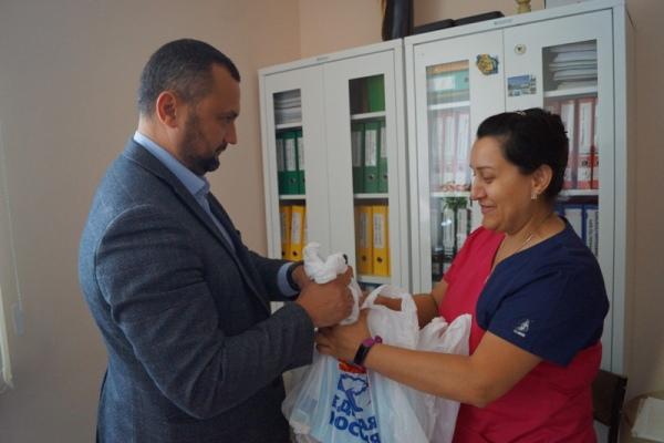 Магаданская областная детская больница поддержала акцию «Собери ребенка в школу»